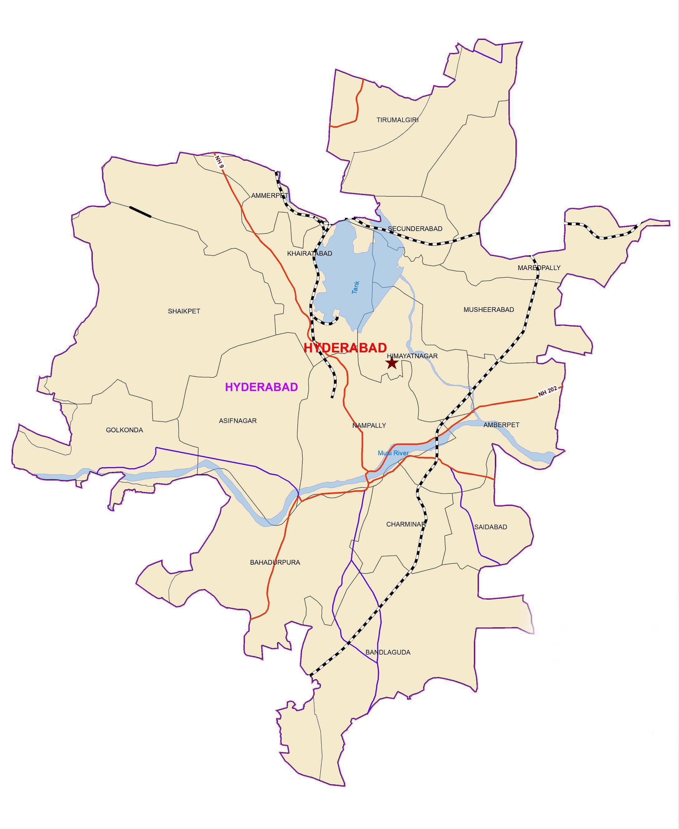 Hyderabad - Tecci.org on